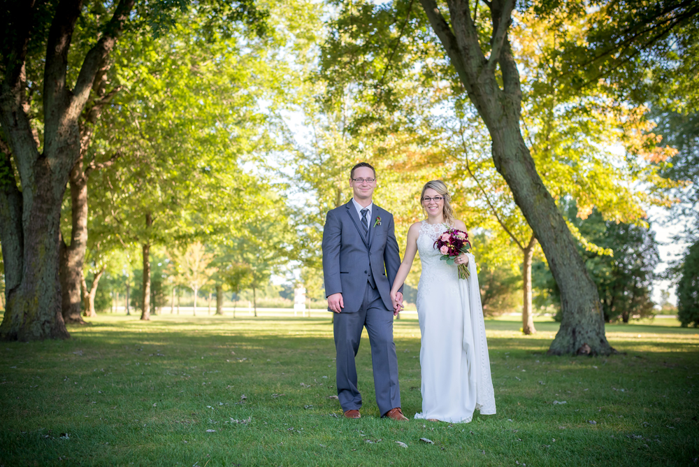 Married At The Rochester Place Golf Course Resort In Belle River It Was My First Time Photographing This Location What A Beautiful Venue With