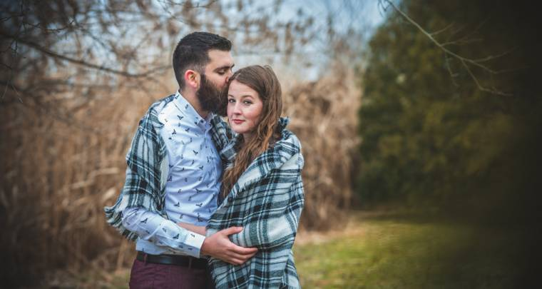 Kyle & Kate Engagement Session | Tanya Sinnett Chatham-Kent Wedding Photographer
