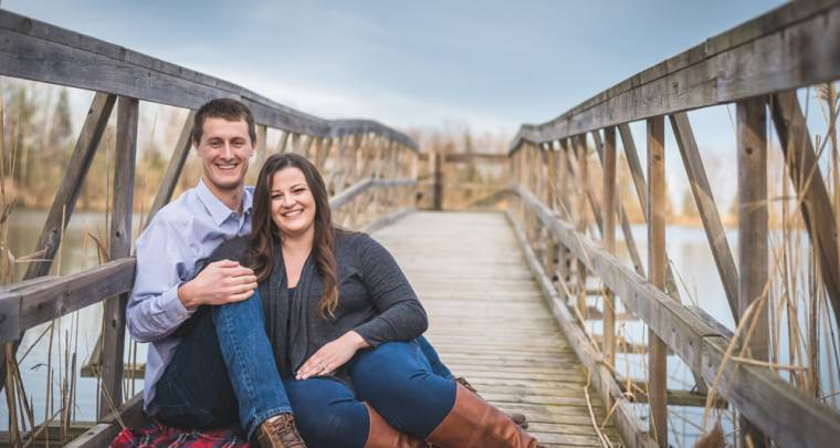 Trevor & Alex Engagement Session | Tanya Sinnett Chatham-Kent Wedding Photographer