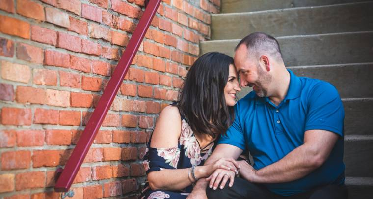 Mike & Crystal Engagement and Family Photos | Tanya Sinnett Chatham-Kent Wedding Photographer
