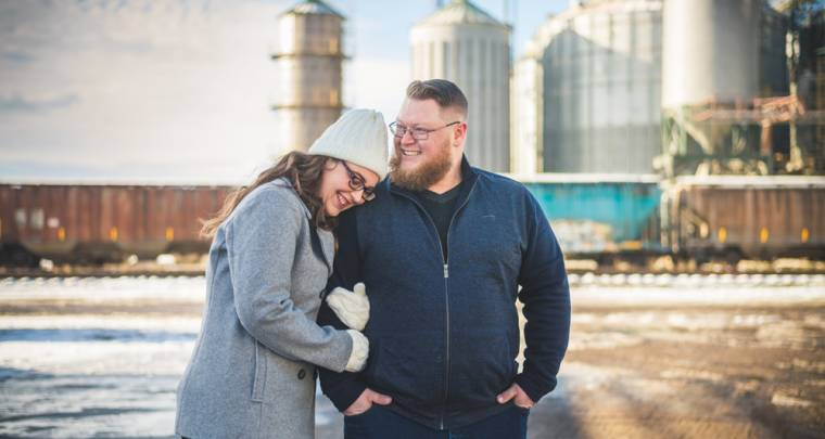 Pierre & Kim Engagement Session | Tanya Sinnett Chatham-Kent Wedding Photographer