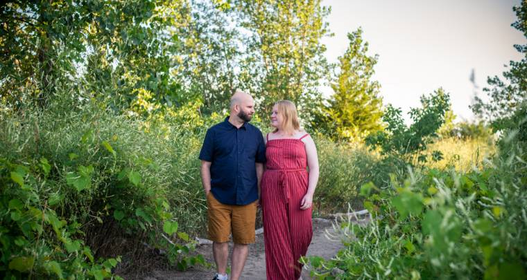 Shane & Amanda Engagement Session | Tanya Sinnett Chatham-Kent Wedding Photographer